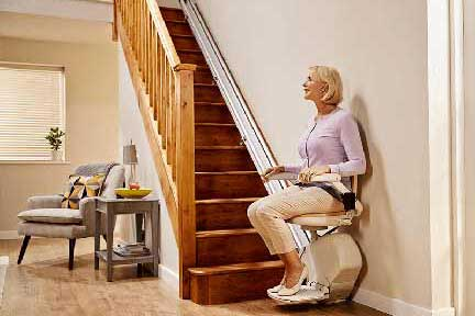 Stairlift Types: Discover Different Types of Stairlifts